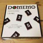 ドメモ(Domemo)のルール紹介:相手の心を読んで数字を推理!
