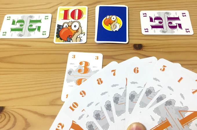『ハゲタカのえじき』のルール・遊び方:心理戦が楽しいボードゲーム