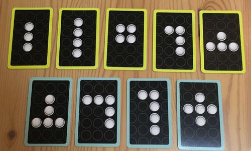 バウンス・オフ!指令カード全種類