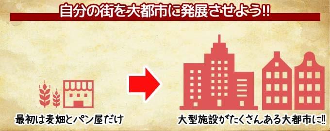 街コロは「自分の街を大都市に発展させていく」ボードゲーム