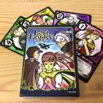 「ロストレガシー」ルール紹介:手札がたった1枚だけのボードゲーム