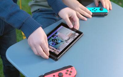 モノポリー for Nintendo Switch テーブルモード