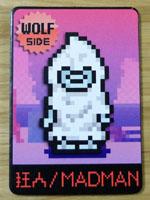 ワンナイト人狼超人verの役職「狂人」