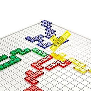 ブロックス:ピースの角と角をつなげていく