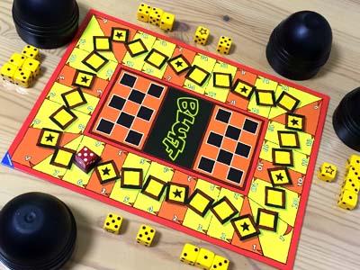 ブラフ系ボードゲーム「ブラフ」