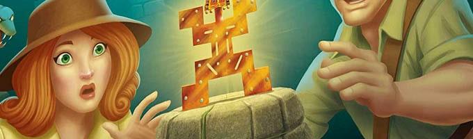 放課後さいころ倶楽部2巻の14話で登場する『インカの黄金』