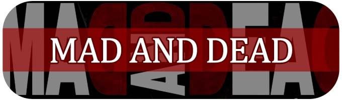 ホラー系ボードゲーム『MAD AND DEAD』