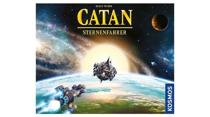 『宇宙カタン』の日本語版が登場。宇宙船の強化がたまらなく面白い!!