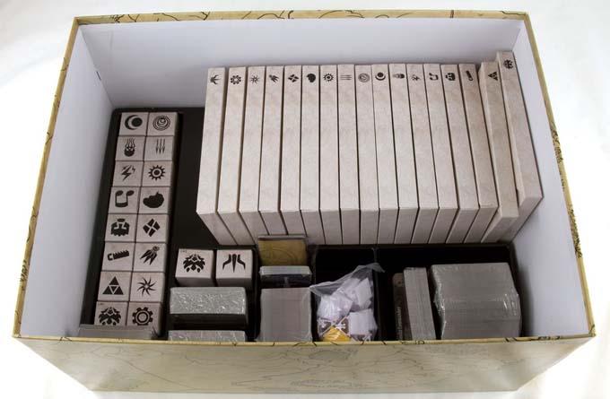 グルームヘイブン「条件を満たさないと開封することができない箱」