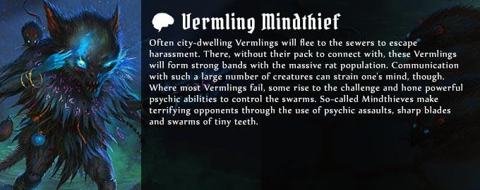 グルームヘイヴンの種族『ヴァームリングのマインドシーフ』