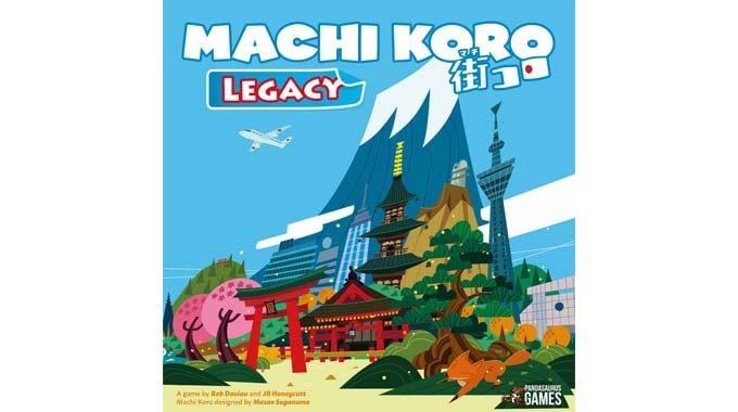 『街コロレガシー』進化した街コロは選択次第でゲームが変わる!!