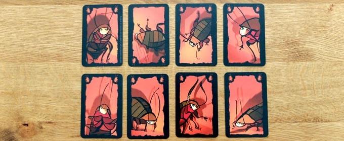 ごきぶりポーカーのカード『ゴキブリ』