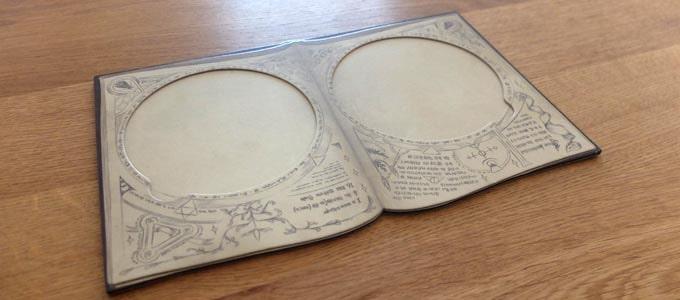ボードゲーム「オブスクリオ」:魔法の本のクオリティーが高い