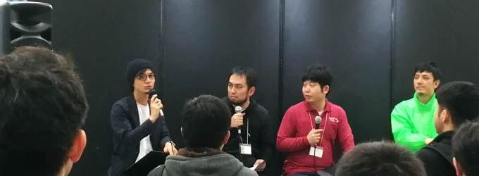 ゲームマーケット2019秋のレポート:白坂さん、カナイセイジさん、BakaFireさんのトークショー