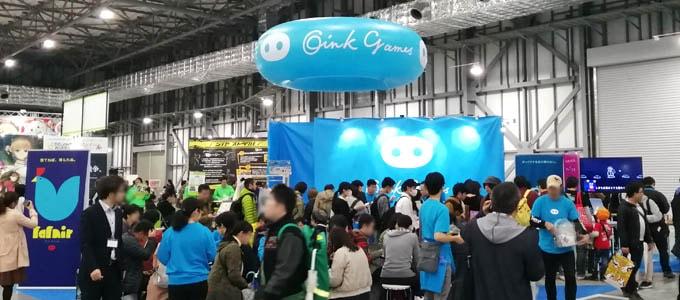 ゲームマーケット2019秋「オインクゲームズ」