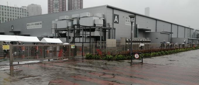 ゲームマーケット2019秋レポート:11月23日は大雨