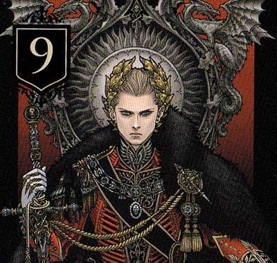 皇帝カード|XENO(ゼノ)