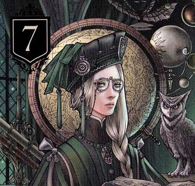賢者カード|XENO