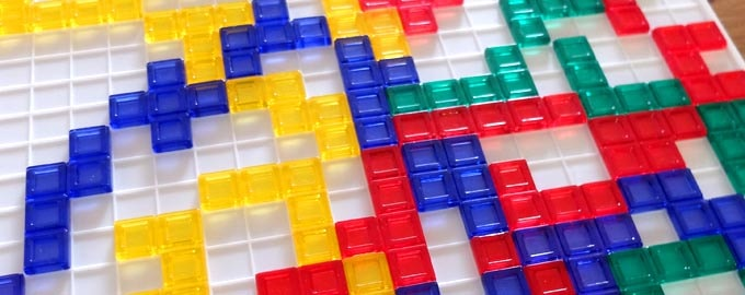 amazonランキング1位のボードゲーム『ブロックス』