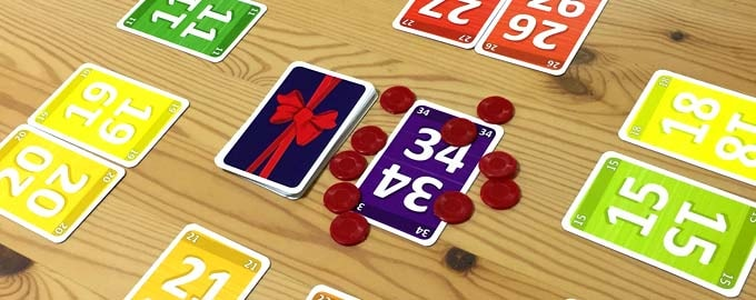 おすすめカードゲーム『ゲシェンク』