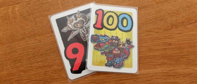 ito(イト)の大きいカードに合うスリーブ