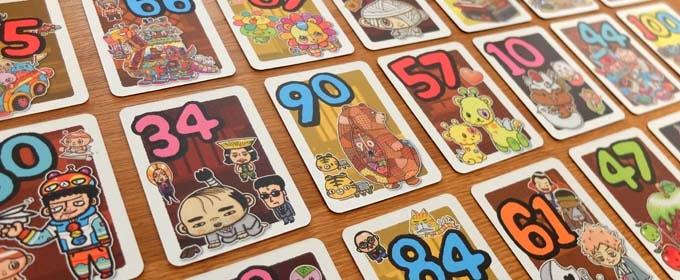 ito(イト)のカードゲームレビュー:初対面で遊ぶのにもうってつけ!