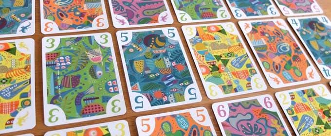 カードゲーム『5211』のレビュー