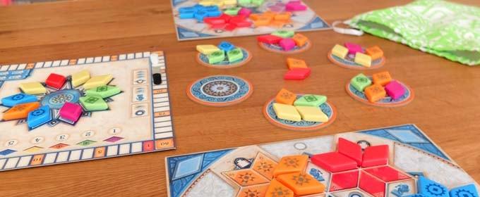 アズール:サマーパビリオン(azul:summer pavillion)のボードゲームレビュー