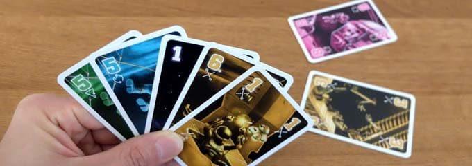 カード|ザ・クルー ボードゲーム
