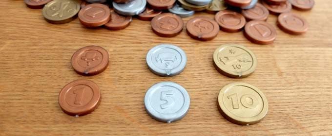 プラスチック製コイン|街コロレガシー