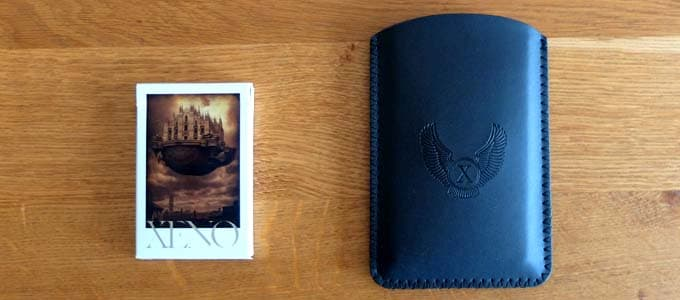 XENO通常版・豪華版のカードケース