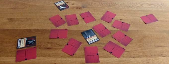 赤い扉と殺人鬼の鍵 BLACK MAZE DEEPのボードゲームレビュー