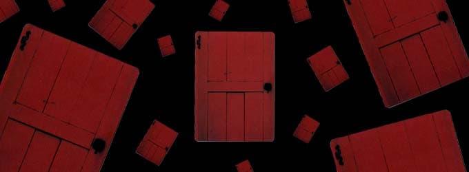 赤い扉と殺人鬼の鍵のストーリー