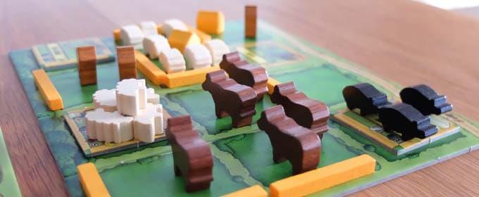 アグリコラ 牧場の動物たち(THE BIG BOX)のプレイ画像