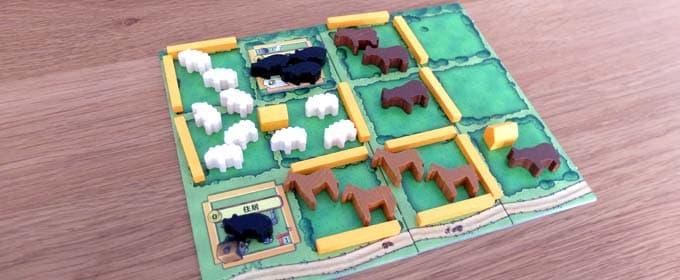 農場ボード|アグリコラ 牧場の動物たち THE BIG BOX