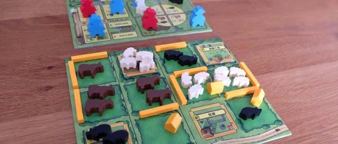 ゲームの終了|アグリコラ 牧場の動物たち THE BIG BOX