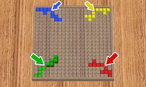 ブロックの配置の方法|ブロックスアプリ