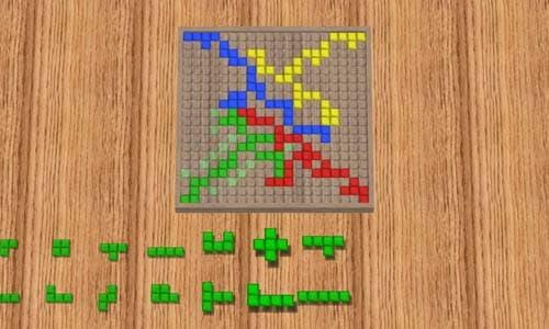 ブロックスのボードゲームアプリ|Freebloks 3D