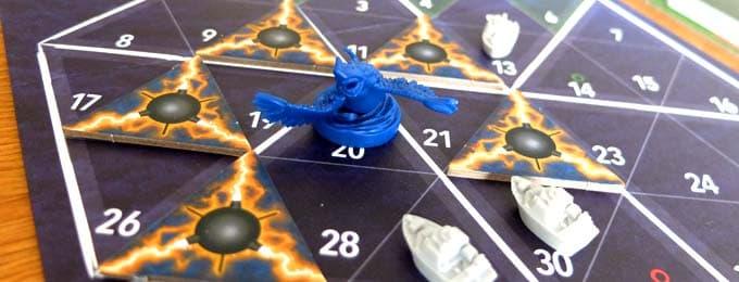 ボードゲーム『レヴィアス(Leviath)』