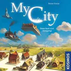マイ・シティ(My City)|ボードゲーム