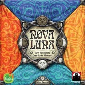 ノヴァルナ(Nova Luna)|ボードゲーム
