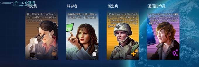 パンデミックは、世界に蔓延する病原体に立ち向かうゲーム