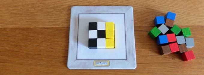 カラーキューブで表現する|ピクチャーズ(Pictures)