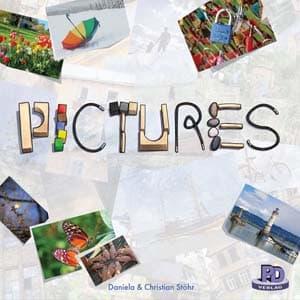 ピクチャーズ(Pictures)|ボードゲーム
