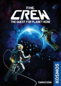 ザ・クルー(The Crew)|ボードゲーム