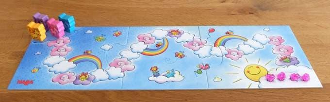 雲の上のユニコーンの画像