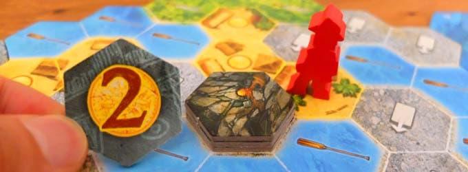 洞窟タイル|エルドラドを探して ボードゲーム