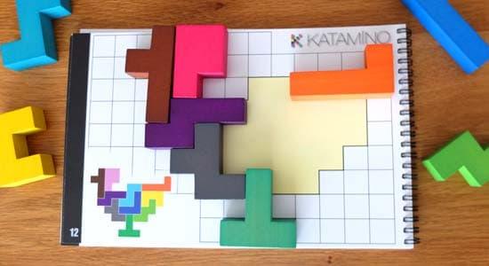 形合わせ|カタミノ(Katamino)