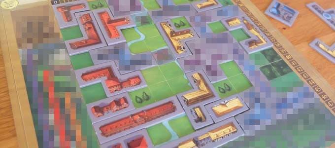 |マイシティ(My City)のボードゲームレビュー