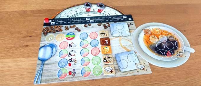 ゲーム準備|コーヒーロースター(Coffee Roaster)